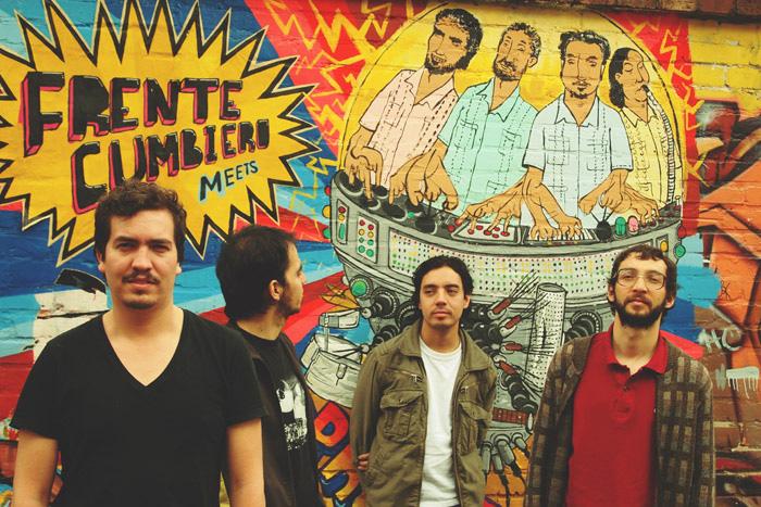 Frente Cumbiero - Foto: multiculturalarts.com.au