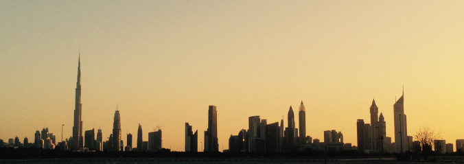 SKyline, Dubai Downtown y DIFC