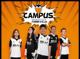 campus valencia c.f.
