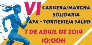 cartel torrevieja marcha solidaria